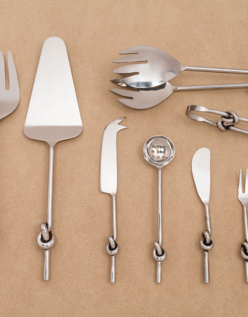 Knot Handle Olive Spoon