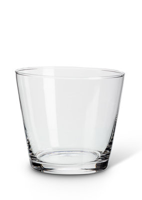 Simple Glass Ice Bucket
