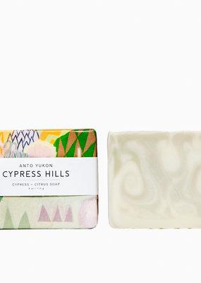 Anto Yukon Anto Yukon Soap Cypress Hills
