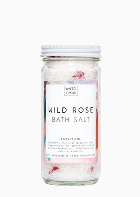 Anto Yukon Anto Yukon Bath Salts Rose