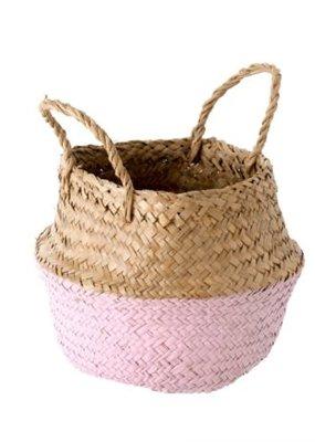 Baby Belly Basket Pink Dip