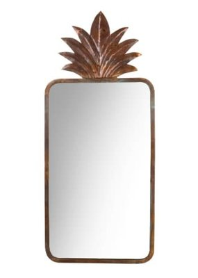 Pineapple Mirror Large