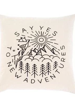 New Adventures Cushion 20x20