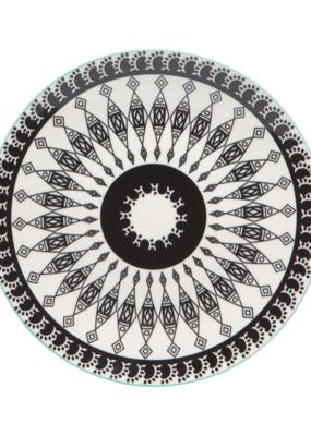 "Plate Stamped 8.5"" Casablanca"