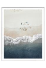 Beach Day Framed Photograph Print