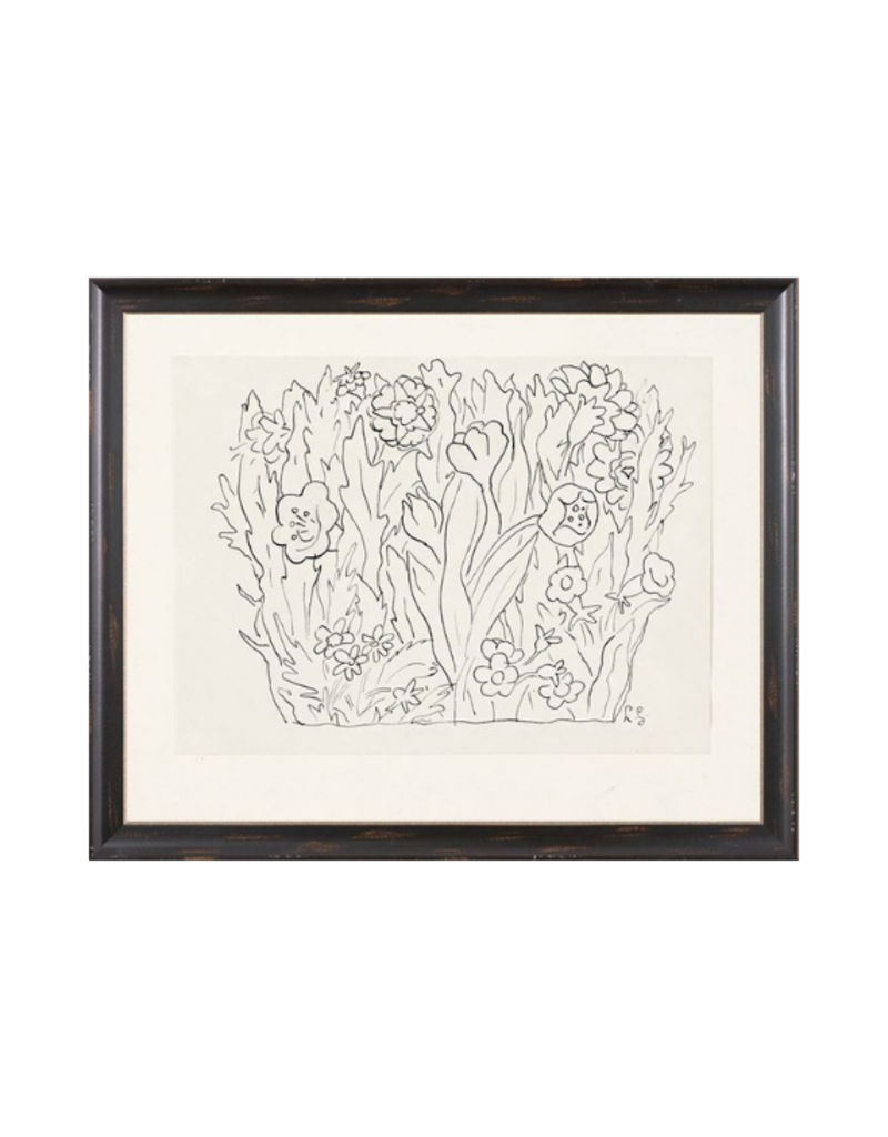 Flower Collection 12 Print by Gestel