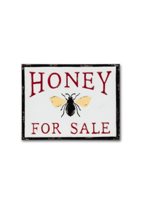 """Honey for Sale"" Wall Sign"