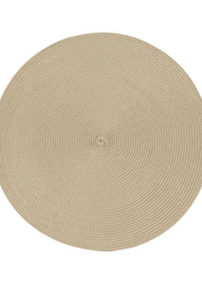 DANICA Disko Placemat Light Taupe