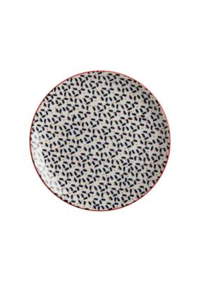 Plate Kiraku Blue 20cm