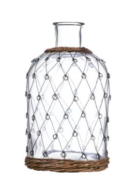 Wire Pattern Bottle