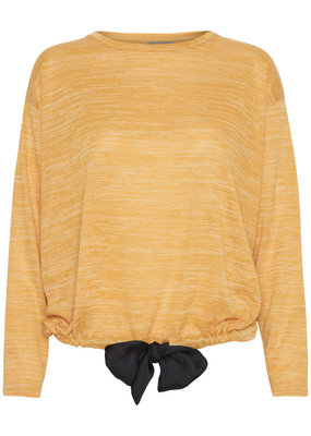 "b.young b.young ""Rikka Blouse"" in Golden Glow"
