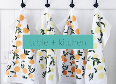 Table + Kitchen