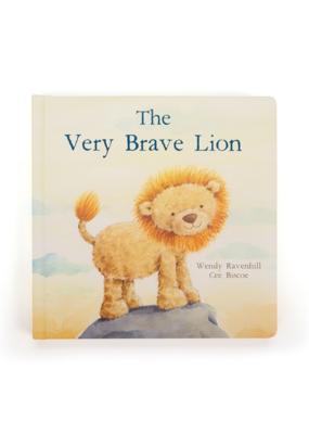 Jellycat Jellycat Book - The Very Brave Lion