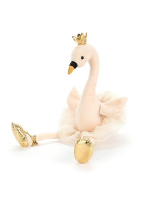 Jellycat Jellycat Fancy Swan Large
