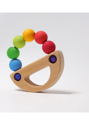 Grimm's Grimm's Grasping Toy Rainbow Boat
