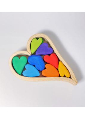 Grimm's Grimm's Rainbow Hearts