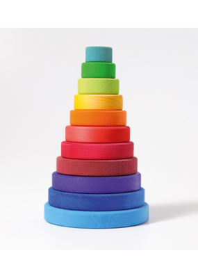 Grimm's Grimm's Stacking Conical Tower Large