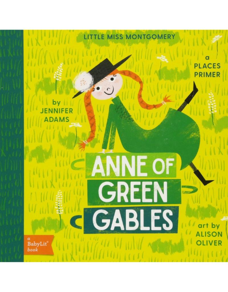 Anne of Green Gables A Babylit Primer