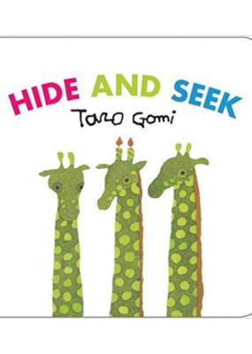Hide and Seek by Taro Gomi