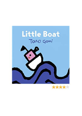 Little Boat by Taro Gomi