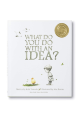 """What Do You Do With An Idea?"" Book"