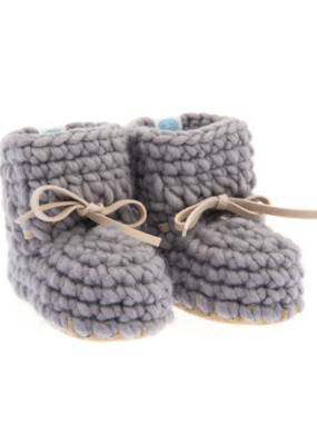Sweater Mocs Grey