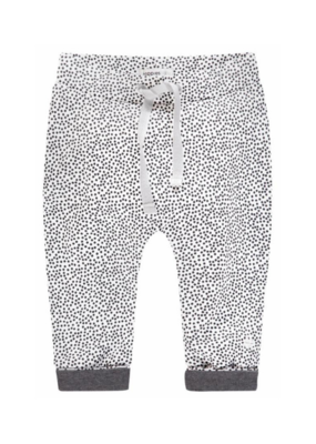 noppies Noppies Jersey Pant Kirsten White