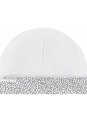 noppies Noppies Marjolein Reversible White Hat 0-3m
