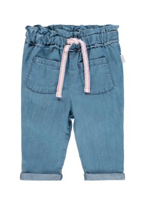 noppies Noppies Plainedge Fashion Pant Lt. Blue Wash