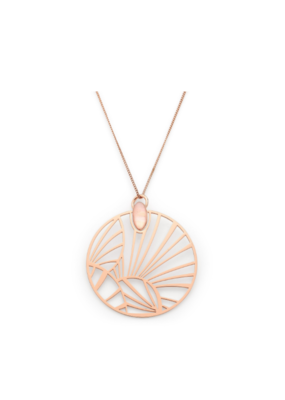 PILGRIM PILGRIM Asami Necklace Rose Gold