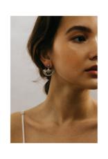Lover's Tempo LT Margot Drop Earrings White