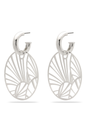 PILGRIM PILGRIM Asami Earrings Silver 101926043