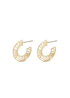 PILGRIM PILGRIM Asami Earrings Gold 101922013