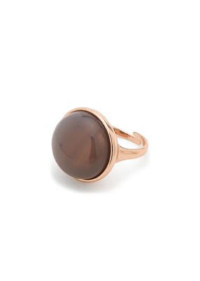 PILGRIM PILGRIM Ring Rose Gold Grey