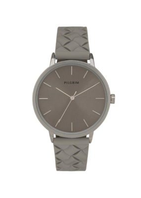 PILGRIM PILGRIM Watch Aster Silver Grey