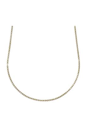 PILGRIM Pilgrim Chains Gold Plated 80cm