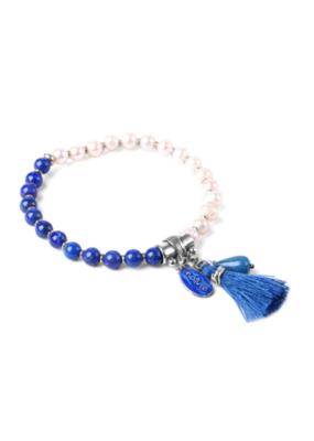 NATURE  Bracelet Les Duos Lapis Lazuli