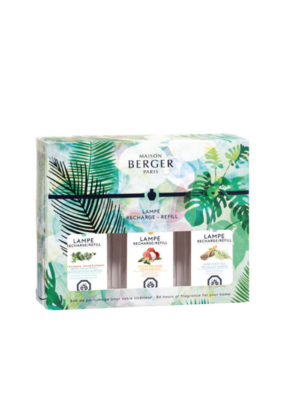 Maison Berger Maison Berger Triopack Immersion Limited Edition