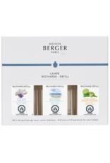 Maison Berger Maison Berger Fresh Trio of Fragrances