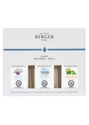 Maison Berger Lampe Berger Fresh Trio