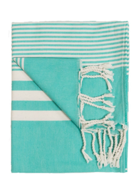 Harem Turkish Hand Towel - Turq