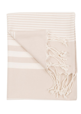 Harem Turkish Hand Towel - Cream