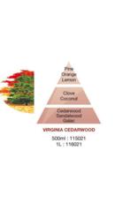 Maison Berger Maison Berger Virginia Cedarwood 500ml