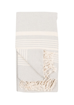 Hasir Turkish Body Towel - Mist