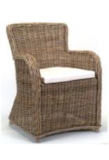 PRE-ORDER Falia Arm Chair with Cushion