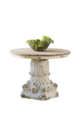 Round Table Pedestal Large