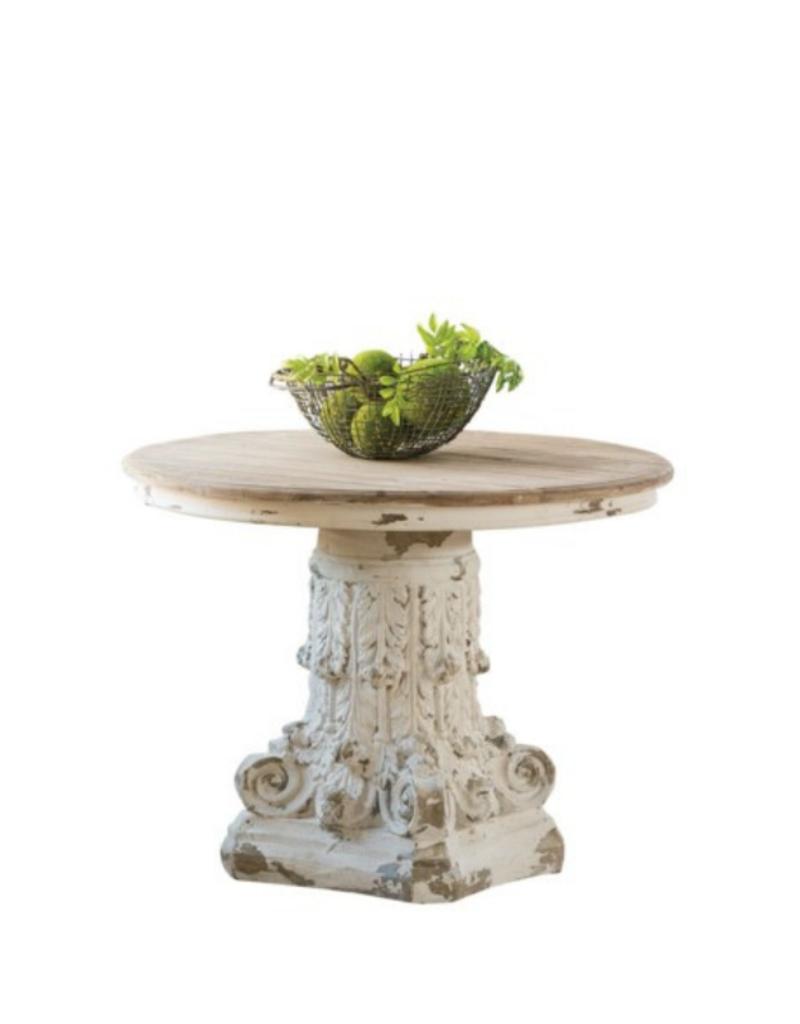 Round Table Pedestal Large