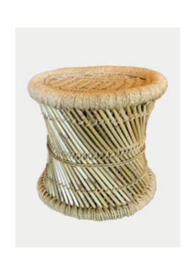 Moorah Stool Natural