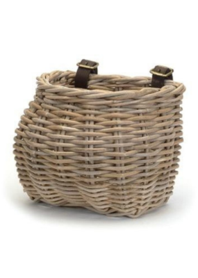 Bicycle Basket Grey