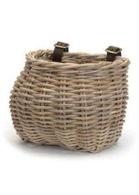 Bicycle Basket Kubu Grey